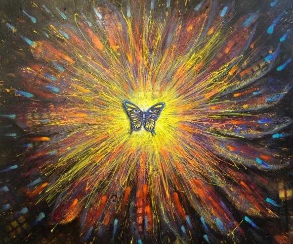 Butterflyfly eyesweb
